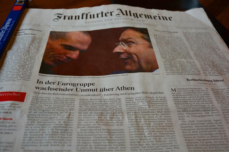 La lezione del debito tedesco