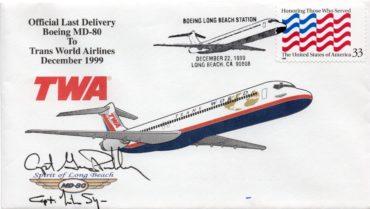 L'MD-80 va in pensione