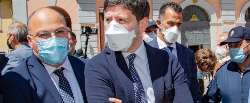 Covid, i 47.315 fantasmi di Speranza in Campania