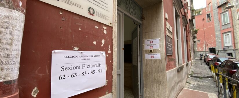 Comunali 2021, si può dire che i sondaggi a Napoli hanno un problema